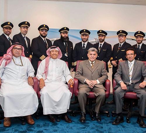 14 Bahraini Gulf Air Pilots Earn Their Stripes