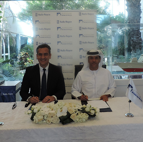 ADSB, Rolls-Royce to Collaborate on Sustainment, Supply Chain Services