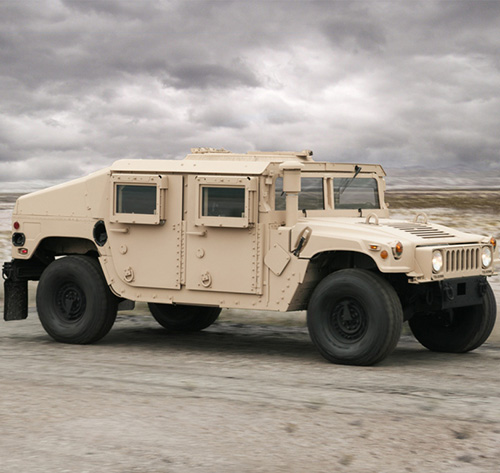 AM General Wins New HMMWV Delivery Orders
