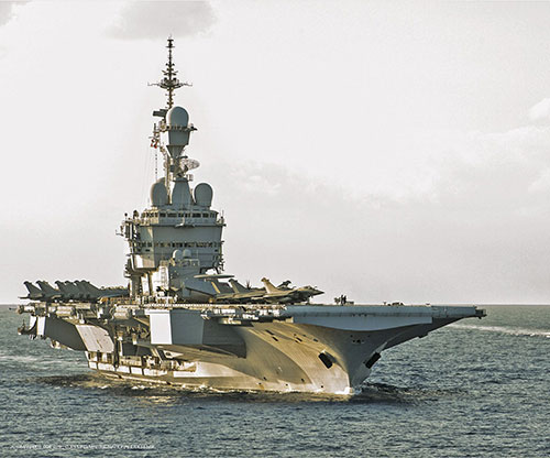 Airbus, Naval Group, Rohde & Schwarz to Secure IP Network For French Vessels