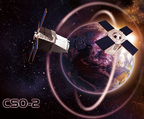 Airbus-Built CSO-2 French Military Earth Observation Satellite Launched