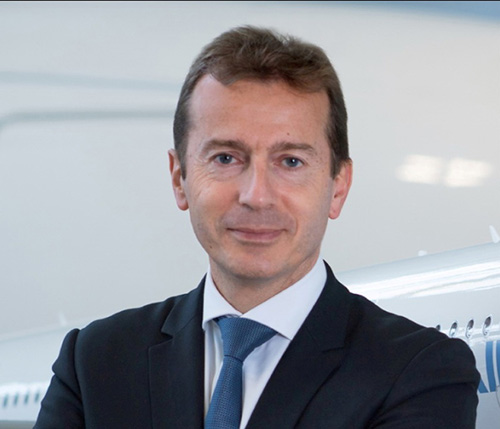 Airbus Names Guillaume Faury Future Chief Executive Officer