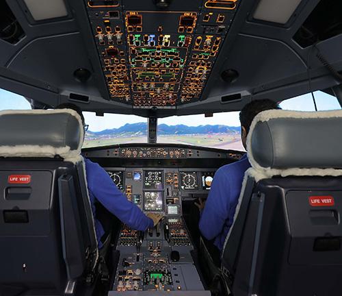 Airbus Unveils New A330MRTT Full Flight Simulator