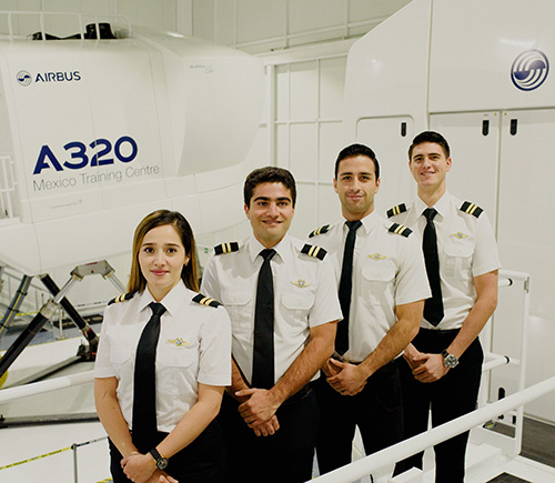 Airbus to Start Pilot Cadet Training Developed With ENAC