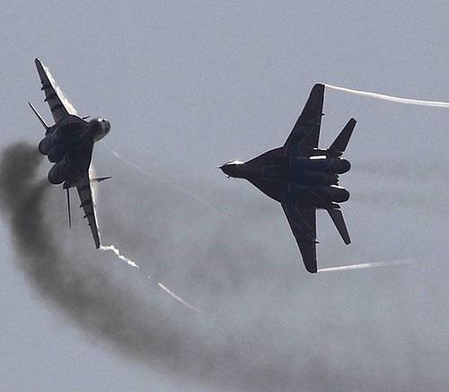 Algeria Receives First Batch of MiG-29 Fighter Jets