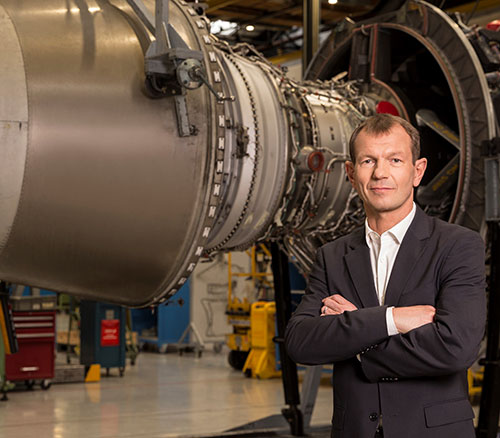 André Wall Named CEO of RUAG International