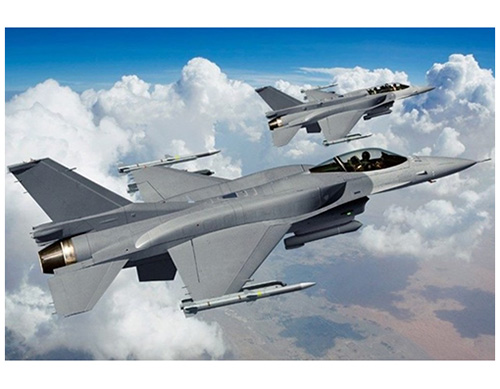 BAE Systems Selects Raytheon Projector for UAE's F-16 Digital HUD