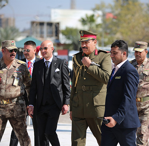 Baghdad to Host 7th Iraq Defense Exhibition (IQDEX 2018)