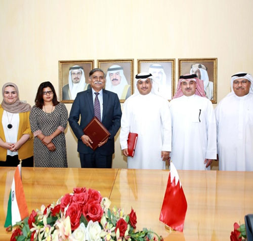 Bahrain, India to Further Cooperate in Outer Space Research