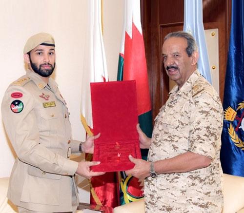 Bahrain's Commander-in-Chief Hails Sheikh Abdullah's Success