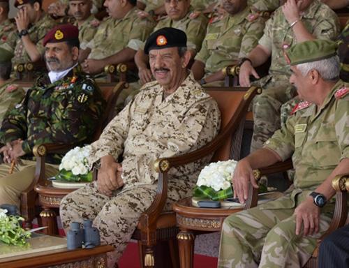 Bahrain's Defense Chief Patronizes National Guard's 22nd Anniversary