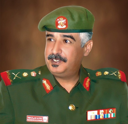 Bahrain's Guard Commander Attends Pakistan's National Day