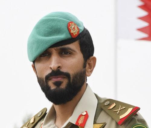 Bahrain's Royal Guard Commander Patronizes Graduation Ceremony