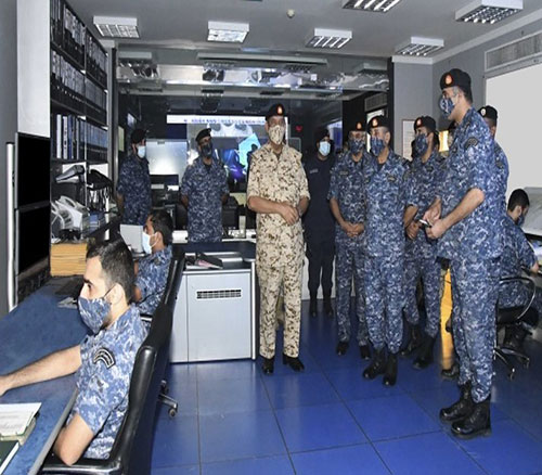 Bahrain Defense Force, Interior Ministry Conclude Joint Maritime Drill