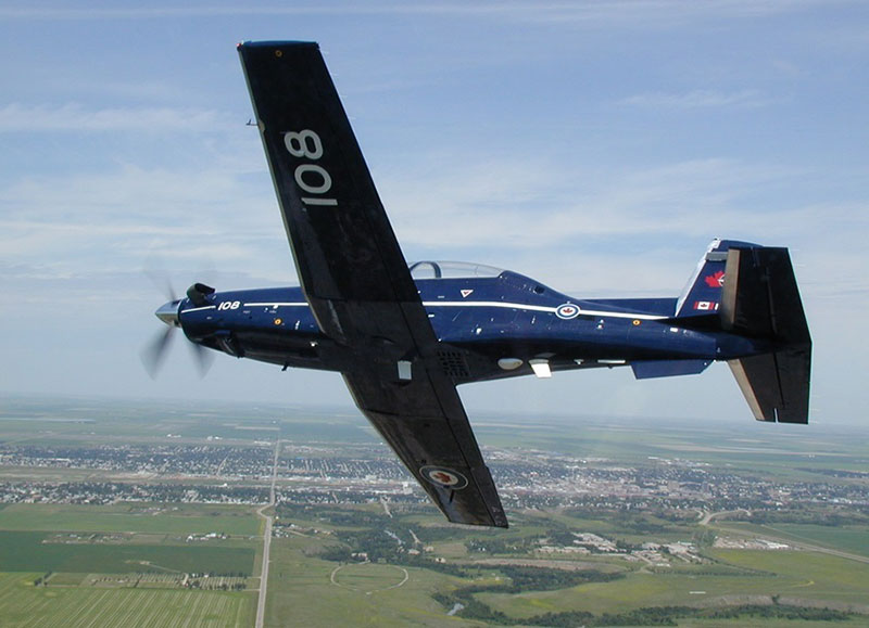 Beechcraft to Support NATO Flying Training in Canada