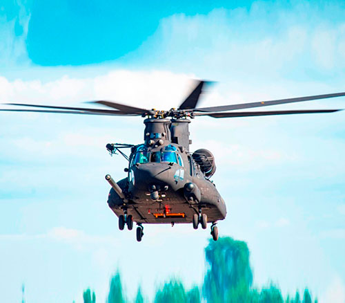 Boeing Delivers First Next-Gen Chinook to U.S. Special Operations Command