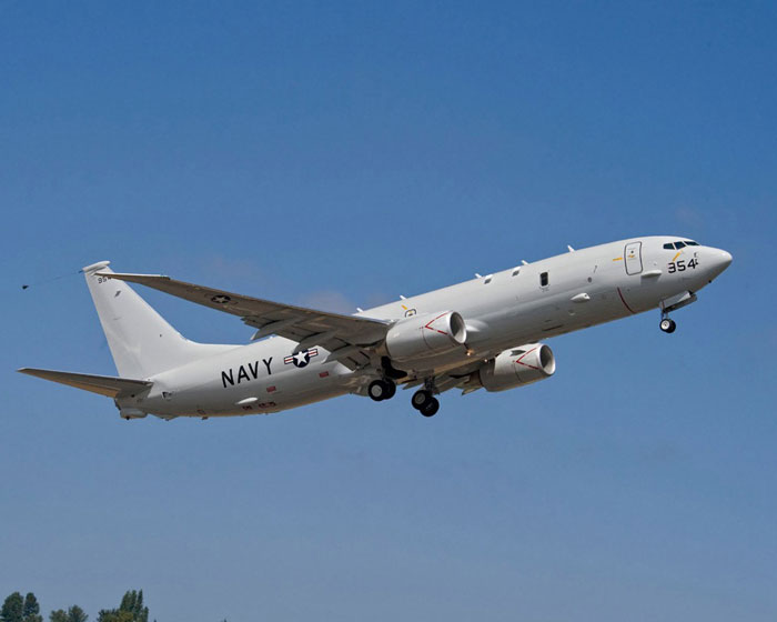 Boeing Opens Equipped P-8A Maintenance Training Center