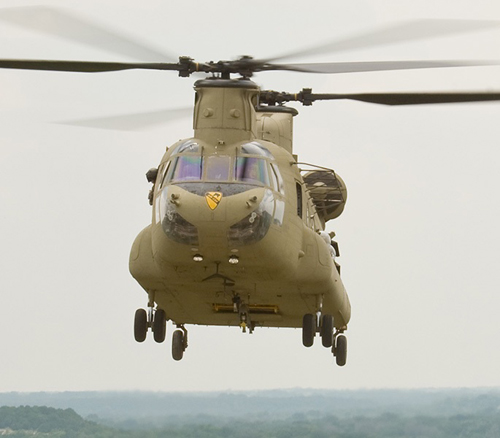 Boeing, Rohde & Schwarz to Offer R&S SDAR to H-47 Chinook Customers