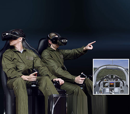 CAE Introduces CAE TRAX Academy for Military Student Pilot Training