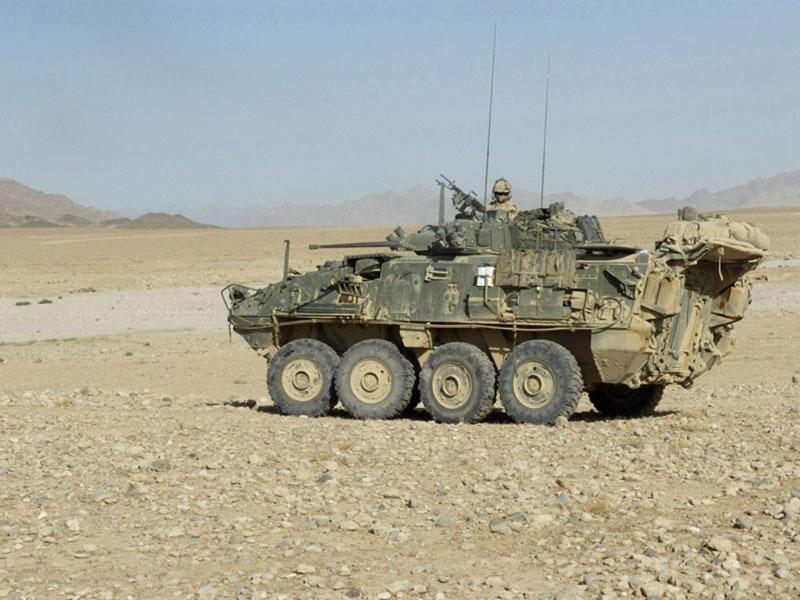 Canada Going Ahead With $15 Billion Saudi Arms Deal