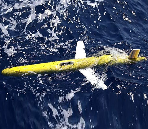 China Deploys 12 'Sea Wing' Underwater Drones in Indian Ocean