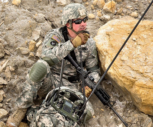 Collins Aerospace to Supply Additional Manpack Radios to U.S. Army