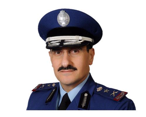 Commander of Saudi Royal Air Forces Receives Tunisian Counterpart