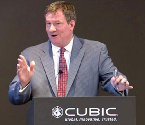 Cubic Completes Acquisition of GATR Technologies