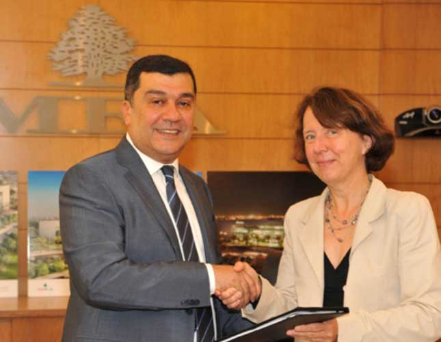 Middle East Airlines Signs 5-Year Deal with Sita