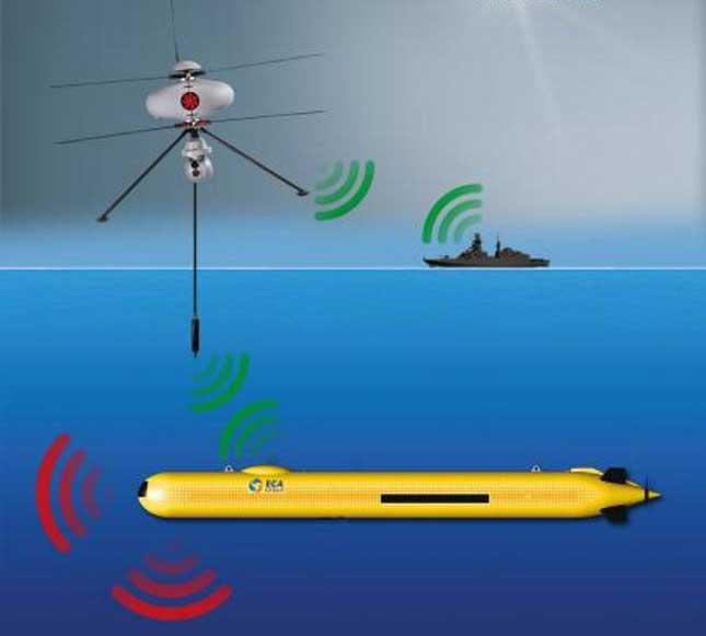 ECA Group Launches DRONECOM®