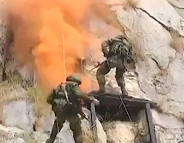 Russia, Pakistan Conclude Joint Sabotage Drills