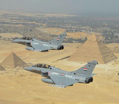 Dassault Aviation First Platinum Sponsor for EDEX 2018