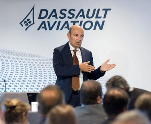 Dassault Aviation Presents 2019 Annual Results