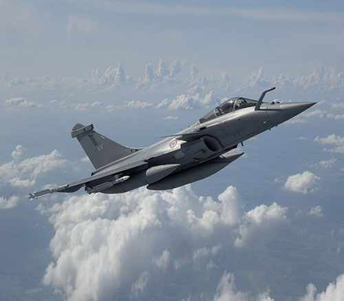 Dassault Aviation Supports Recovery Plan for French Aerospace Industry