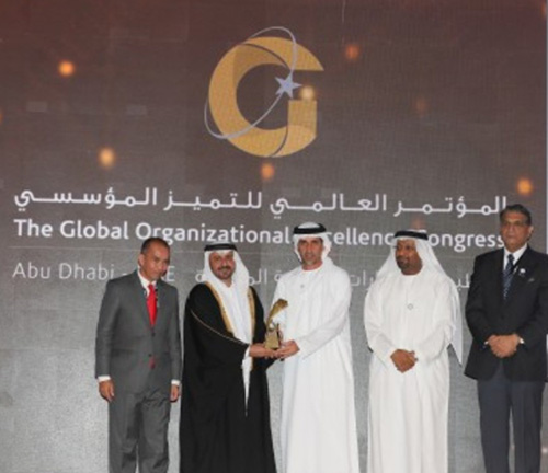 Dubai Police Chief Receives Harrington-Ishikawa Award