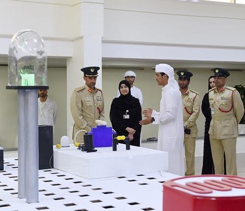 Dubai Police Launch Strategic Laboratories for 2018