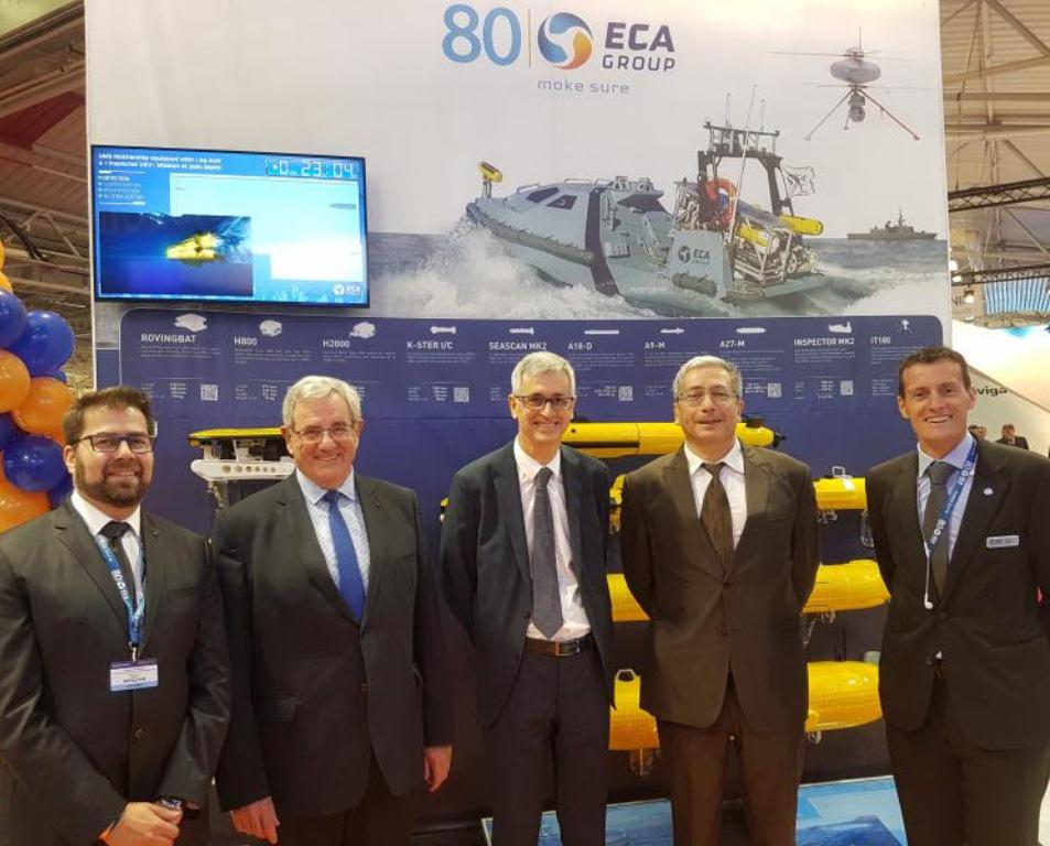 OCEA, DCI, ECA Unveil Solution for MCM Operations
