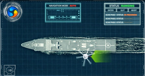 ECA Unveils Vessel Protection Magnetic Ranging System