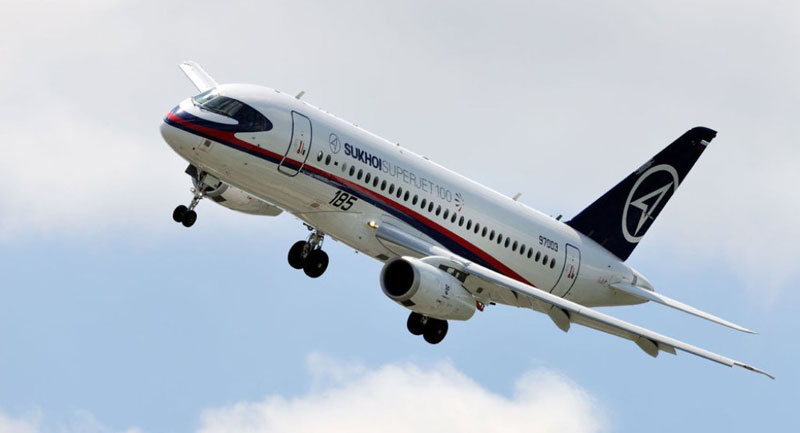 Egypt's Air Leisure Airlines to Acquire Russian Sukhoi Jets