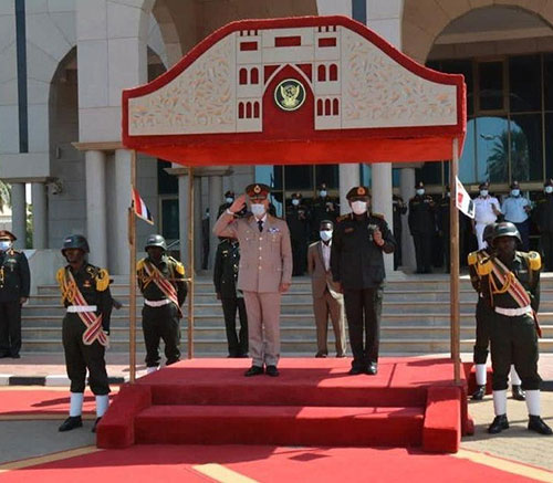 Egypt-Sudan Agree to Develop Military Relations