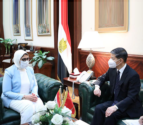 Egypt to be African Center for Producing Chinese COVID-19 Vaccine