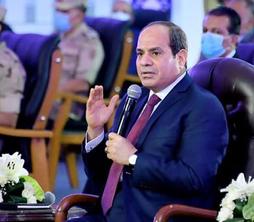 Egyptian President Hails Army for Imposing Strategic Middle East Balance