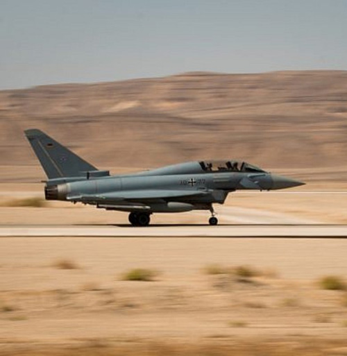 Eight Countries Participate in Largest Aerial Drill in Israel