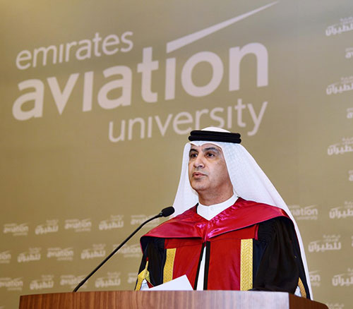 Emirates Aviation University Achieves Five-Stars QS Rating