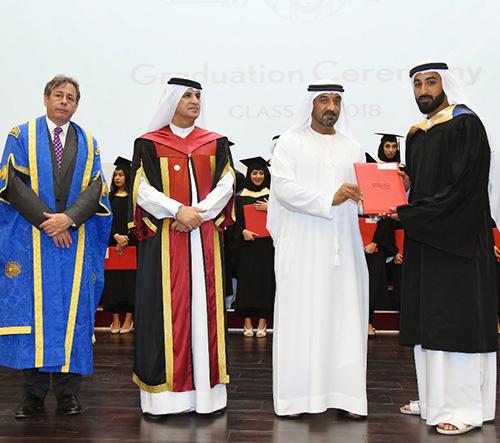 Emirates Aviation University Holds 29th Graduation Ceremony