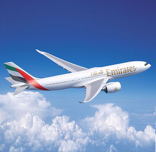 Emirates Reduces A380 Order; Books 40 A330neo & 30 A350s