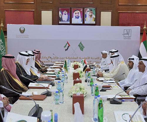 Emirati-Saudi Security Committee Holds 4th Meeting in Abu Dhabi