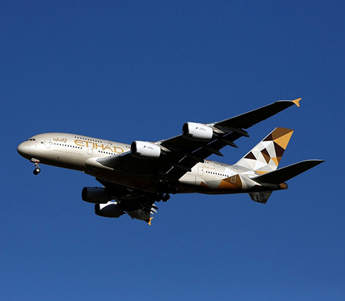 Etihad Airways Reduces Losses in 2017