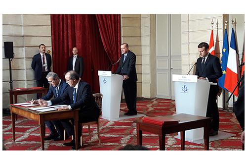Eurosam, Aselsan, Roketsan to Define Future Turkish Air & Missile Defense System