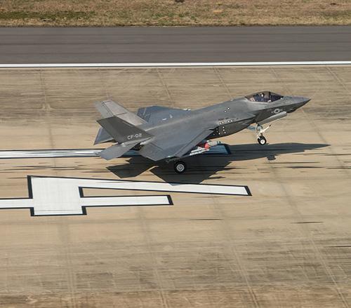 F-35 Completes Historic Flight Test Program